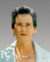 Therese Bienvenue Flibotte  1929  2019 avis de deces  NecroCanada