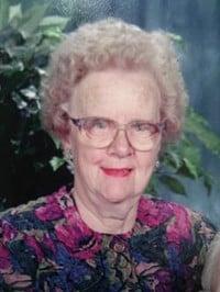Audrey Eleanor Braid  19302019 avis de deces  NecroCanada