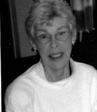 Doris Mary Mason  October 6 1927 –