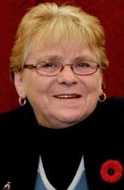 Judith Judy Ann Mosher Connell  19472019 avis de deces  NecroCanada