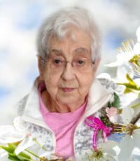 Antoinette Babin  13 novembre 1924 – 16 février 2019