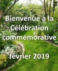COMMeMORATION MENSUELLE Des defunts fevrier 2019  2019 avis de deces  NecroCanada