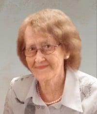 Jeannette Brochu Drouin  1923  2019 (95 ans) avis de deces  NecroCanada