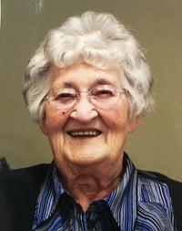 Lucille Ida Breker Carter  April 18 1920  February 19 2019 (age 98) avis de deces  NecroCanada