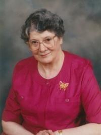 Dorothy Buckley  of Edmonton Alberta