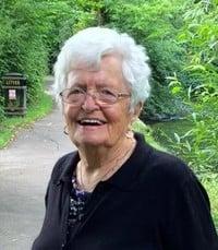 Mary Anne McGregor  June 10 1923  February 21 2019 (age 95) avis de deces  NecroCanada