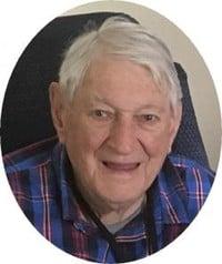 Roderick Albert Tim Hoegg  19272019 avis de deces  NecroCanada