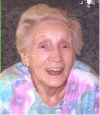 Elizabeth Betty Peters  July 23 1919  February 20 2019 (age 99) avis de deces  NecroCanada
