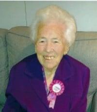 HOCKETT NEE WELSH Ethel Irene  2019 avis de deces  NecroCanada