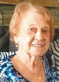 Madeleine Legare  Lavoie avis de deces  NecroCanada