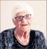 TRUDEL MARCOTTE Annette  1917  2019 avis de deces  NecroCanada