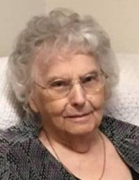 Alice Jospehine Mitchell  April 17 1933  September 3 2018 avis de deces  NecroCanada