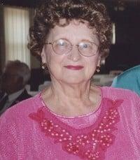 Joyce Susannah Moore Tansley  January 6 1932 –