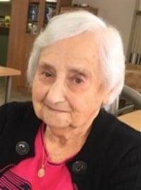 Marie-Jeanne Lefebvre nee Poupart  1922  2019 (97 ans) avis de deces  NecroCanada