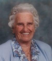 Ruth Parker  February 20 2019 avis de deces  NecroCanada