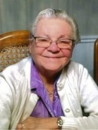 Thompson Eleanor Esther  January 24 1937 – February 21 2019 avis de deces  NecroCanada