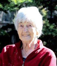 Vera Yvonne Fyten DeWitt  April 10 1934 –