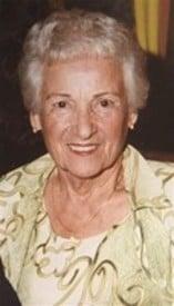 Cecile Lacelle nee Lalonde  1922  2019 (96 ans) avis de deces  NecroCanada
