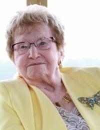 Ella Ethel Dunn  November 23 1919  February 26 2019 avis de deces  NecroCanada