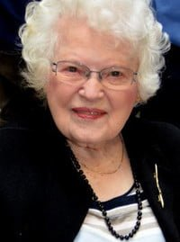 "Margaret ""Irene McDonald  June 15 1917  February 24 2019 avis de deces  NecroCanada"