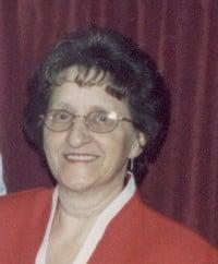 Margaret Lang Giroux  February 26 2019 avis de deces  NecroCanada