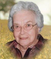 Evelyn Sexton  14 octobre 1919 – 25 février 2019