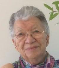 Gertrude Barnes  Monday February 18th 2019 avis de deces  NecroCanada