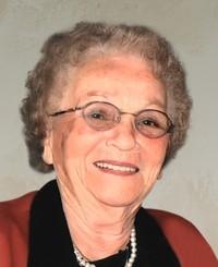 Leona Aube Blais  1921  2019 (97 ans) avis de deces  NecroCanada