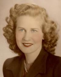 Viola Adelia Parsons  19272019 avis de deces  NecroCanada
