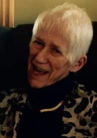 Caroline Elizabeth Walker  19412019 avis de deces  NecroCanada