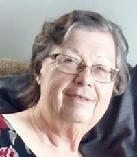 Gloria Marie Smith  Saturday March 16th 2019 avis de deces  NecroCanada