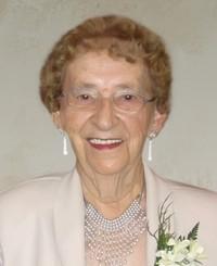 Jeanne-D'Arc Godin Racine  1923  2019 (95 ans) avis de deces  NecroCanada