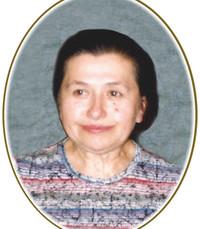 Margaret Marjeta Kvas Benko  Friday March 15th 2019 avis de deces  NecroCanada