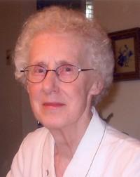 Yvette Audet  1922  2019 avis de deces  NecroCanada