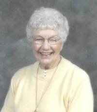 Marjorie Gow  May 17 1923  January 18 2019 avis de deces  NecroCanada