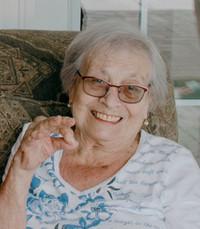 Teresa LaRosa Fragomeni  Tuesday March 19th 2019 avis de deces  NecroCanada