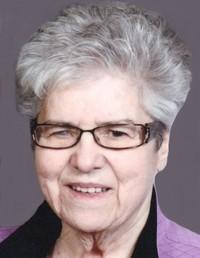 Jacqueline Gervais Leblond  April 3 1938  March 14 2019 (age 80) avis de deces  NecroCanada