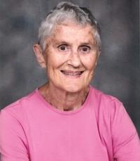 Mary Gwen Gwendolyne Thomas  Thursday March 21st 2019 avis de deces  NecroCanada
