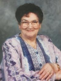 Bridget Evelyn McManus Maiden Logue  of Edmonton Alberta