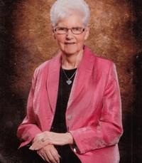 Katherine Cresswell McKerral  Sunday March 24th 2019 avis de deces  NecroCanada