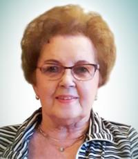 Rose-Alma Cyr  13 septembre 1934 – 24 mars 2019