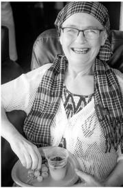 Maria Gebuza  30 avril 1956