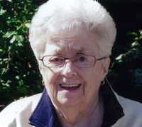 Therese Dore 1922 – 2019 avis de deces  NecroCanada