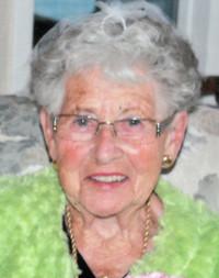 """Catherine Velma """"Cay Searle  May 27 1921 to March 24 2019 avis de deces  NecroCanada"""