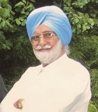 Harnam Singh Heer  Saturday March 23rd 2019 avis de deces  NecroCanada
