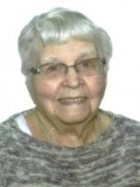 JEANNE BROUILLETTE ROBIDAS – SHERBROOKE –  2019 avis de deces  NecroCanada