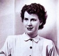 Margaret Kathleen Hicks Carson  August 6 1922  March 24 2019 (age 96) avis de deces  NecroCanada