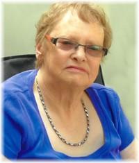 Mildred Joyce Ginter Stupak  August 1 1944  March 26 2019 (age 74) avis de deces  NecroCanada
