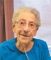 Mary Ethel Vargo  March 26th 2019 avis de deces  NecroCanada