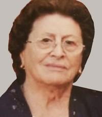 Luisa Massaro  Sunday March 31st 2019 avis de deces  NecroCanada